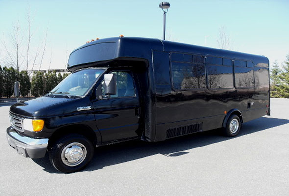 18 Passenger Party Buses Tampa