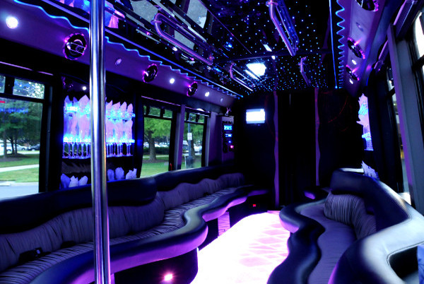 22 Seater Party Bus Tampa FL