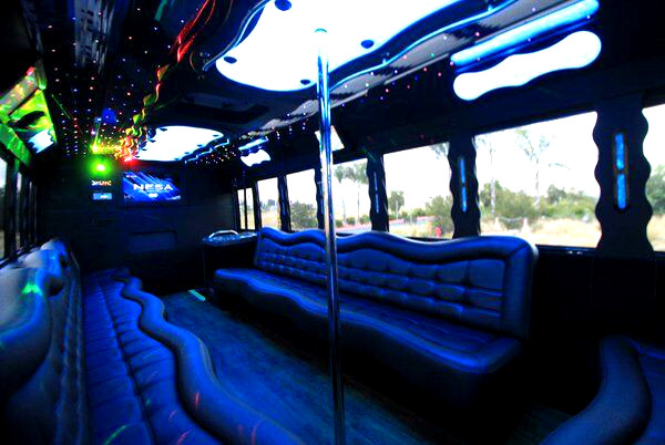 Party Bus For 40 People Tampa